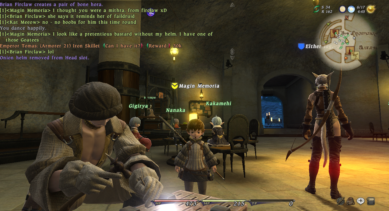 A Night in Limsa… | MMtheFail's Blog